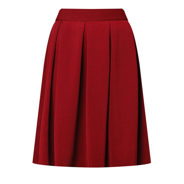 skirt skirt dress dress blouse blouse top top bottoms clothes clothes red pleat pleated short shorts