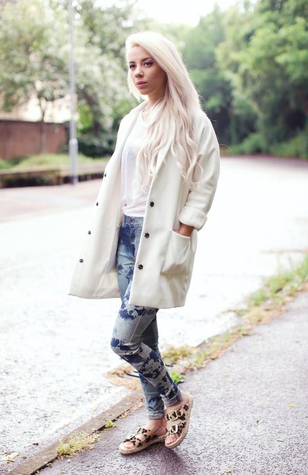 leanne lim walker top jeans shoes