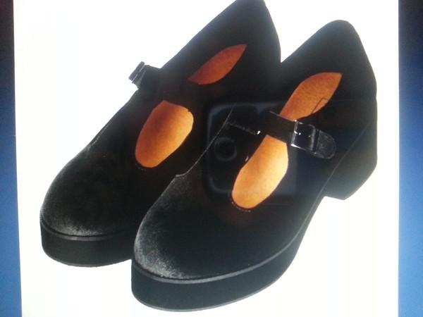 shoes timblr grunge soft grunge velvet