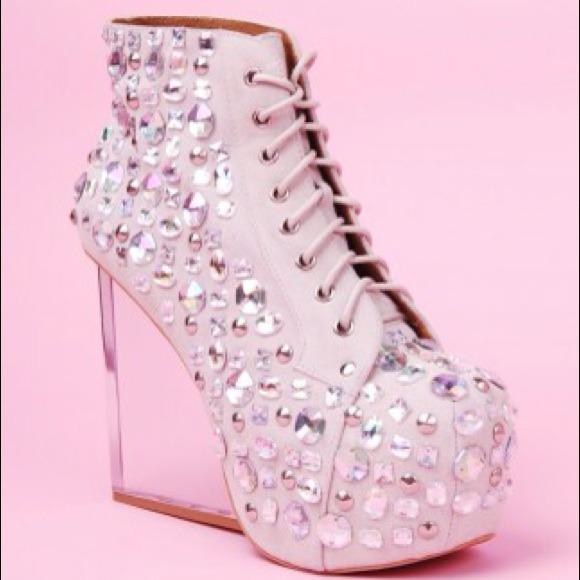 13% off Jeffrey Campbell Shoes - Jeffrey Campbell Dina Jewel from Tani's closet on Poshmark