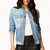 Life In Progress™ Chambray Jacket | FOREVER21 - 2047045425