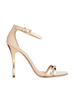 ASOS | ASOS HIT IT OFF Heeled Sandals at ASOS