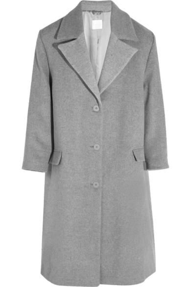 Richard Nicoll|Oversized wool coat|NET-A-PORTER.COM