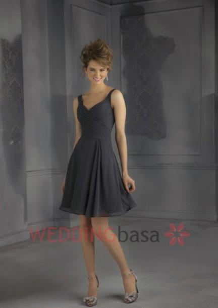dress cheap bridesmaid dress new prom dress short formal dress