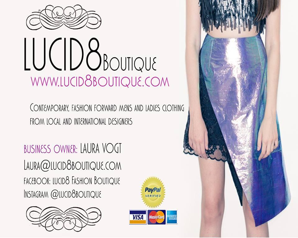 www.lucid8boutique.com, Lucid8 Fashion Boutique Australia