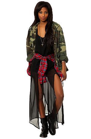 RVCA Dress Glenn in Black -  Karmaloop.com