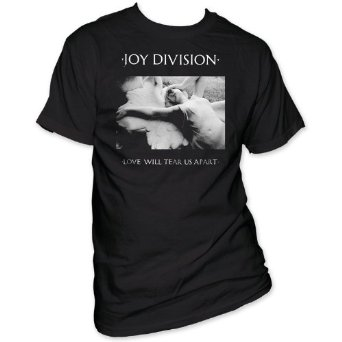 Amazon.com: Impact Men's Joy Division Love Will Tear Us Apart T-Shirt: Clothing