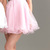 Pink Sequin Strapless Sweetheart Homecoming Dress - Unique Vintage - Prom dresses, retro dresses, retro swimsuits.