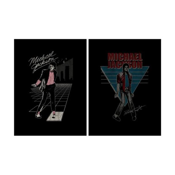 t-shirt michael jackson