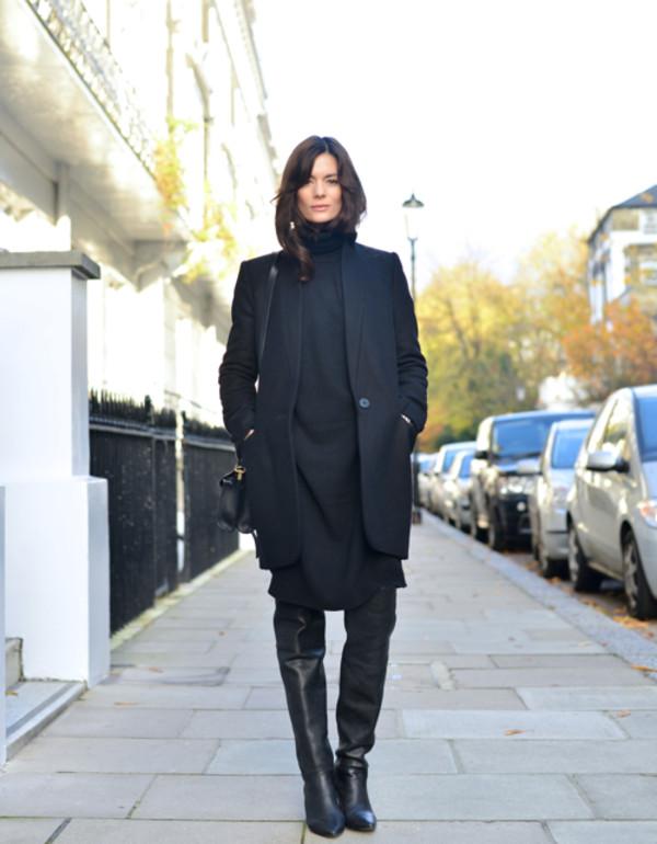 northern light dress coat shoes bag