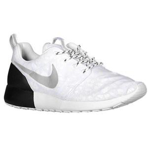 Nike Roshe Run - Women's - Running - Shoes - White/Black/White