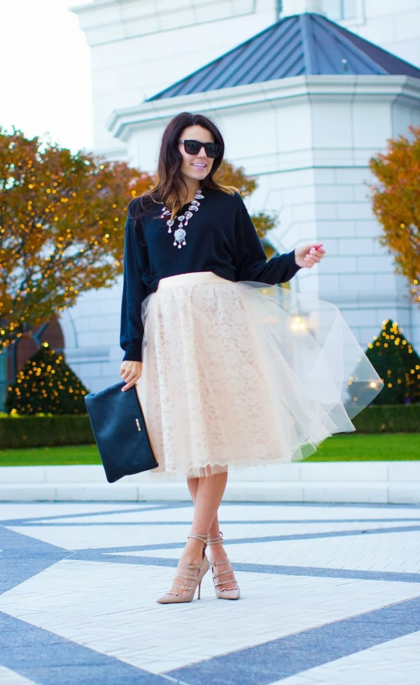 hello fashion sweater skirt shoes bag sunglasses jewels