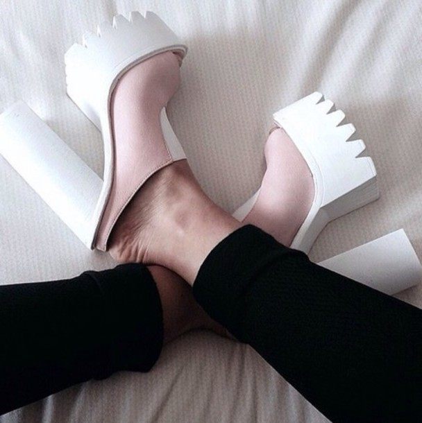shoes nude high heels hipster heels hipster