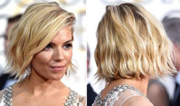 blogger hairstyles sienna miller hair/makeup inspo short hair