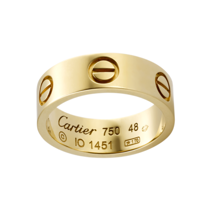 LOVE ring - Yellow gold - Fine Rings for men and for women -  Cartier