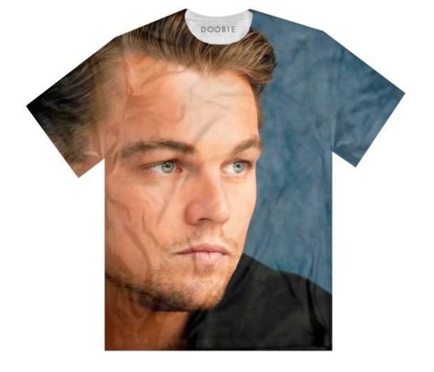 t-shirt leonardo dicaprio