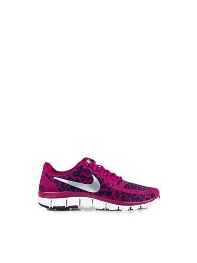 Wmns Nike Free 5.0 V4 - Nike - Raspberry - Sportskor - Sportkläder - Kvinna - Nelly.com