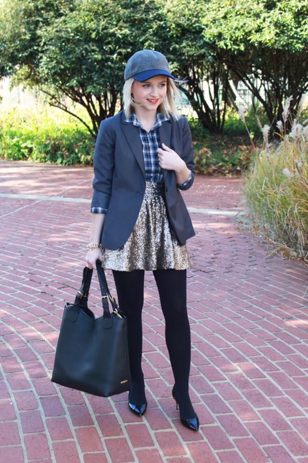 poor little it girl shirt skirt jacket bag shoes jewels