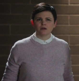 sweater once upon a time show mary margaret blanchard ginnifer goodwin zip sweater
