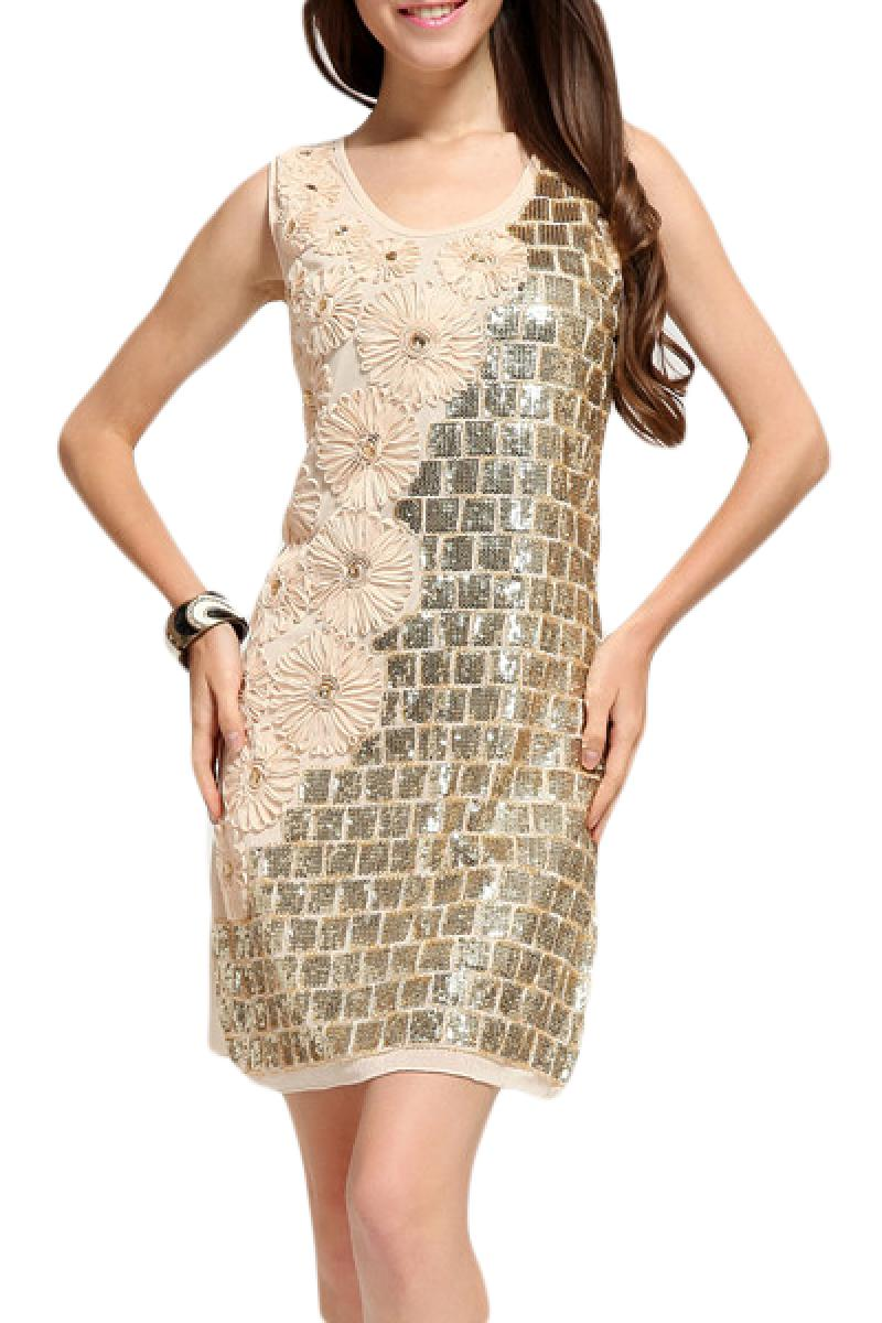 New Sequins Noble Dvening Dress,Cheap in Wendybox.com