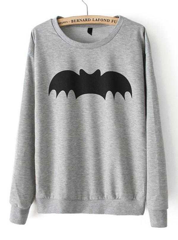 sweater sweatshirt batman