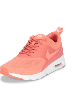Nike Thea Trainers, Coral - Shopcade