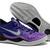 "Nike Kobe 8 ""Playoffs""Bryant Men Size Shoes With Court Purple/Purple Platinum/Black Blue Colors"