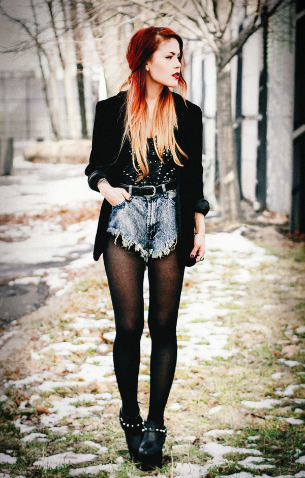 le happy shorts shoes jacket