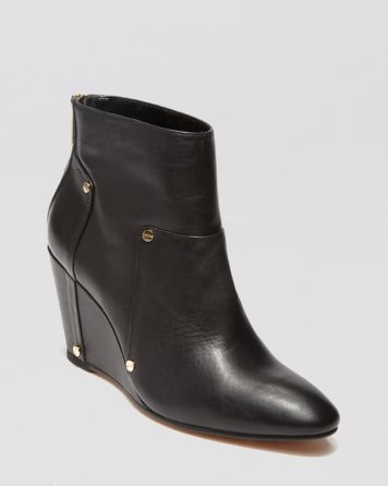 Dolce Vita Wedge Booties - Pavin | Bloomingdale's