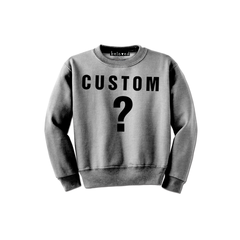 Custom Crewneck Sweatshirts & Jumpsuits   #belovedshirts