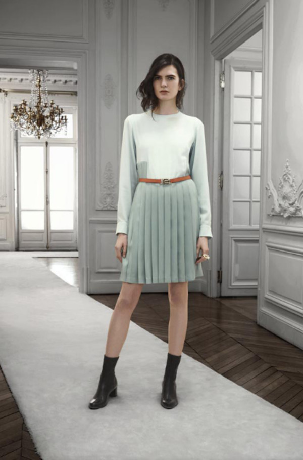 skirt lookbook fashion chloe dress