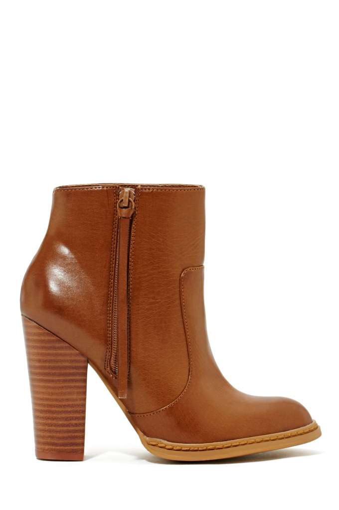 Shoe Cult Equine Bootie  in  Shoes Booties at Nasty Gal
