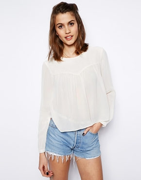 ASOS | ASOS Swing Crop Top at ASOS