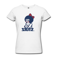 Slutz Women's T-Shirt | Bro_Oklyn Inc Co.