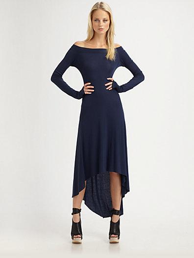 BCBGMAXAZRIA - Aurela Off-The-Shoulder Dress - Saks.com