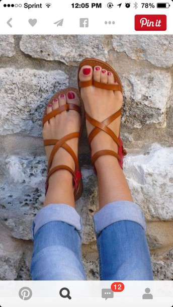 shoes sandals strappy