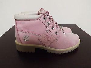 Pink Timberland Boots Size 7 5   eBay