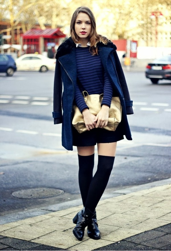 gold schnee coat shirt blouse shorts shoes bag