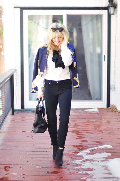 love maegan blogger jacket