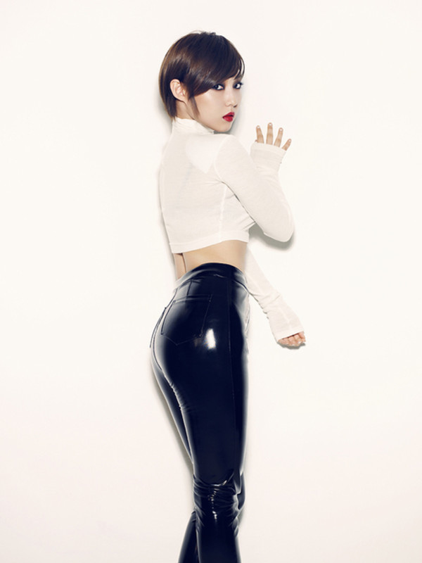 pants leather vinyl shiny black sexy high waisted jeans miss a hush miss a hush kpop kpop plastic leather pants tight