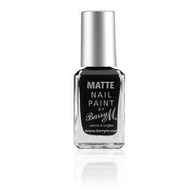 Barry M - Matte Nail Paint - MNP1 Espresso   eBay