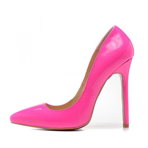 Discount Christian Louboutin Pigalle 120 mm pumps pointed toe fuchsia just $159