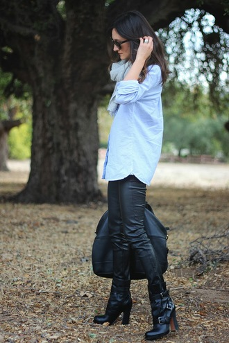 frankie hearts fashion shirt pants shoes scarf bag