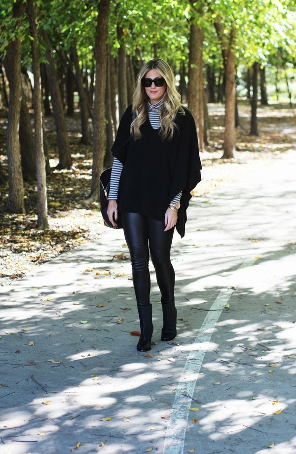 devon rachel sweater pants sunglasses jewels bag shoes
