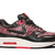 Nike Wmns Air Max 1 QS Liberty - Black Solar Red (540855-006) - Order and buy it now from Kicks-Crew online