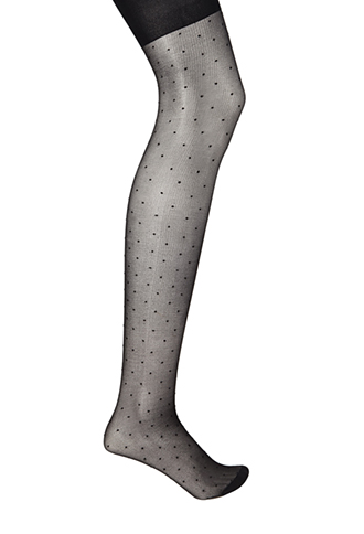 Polka Dot Sheer Tights | FOREVER21 - 2000067660