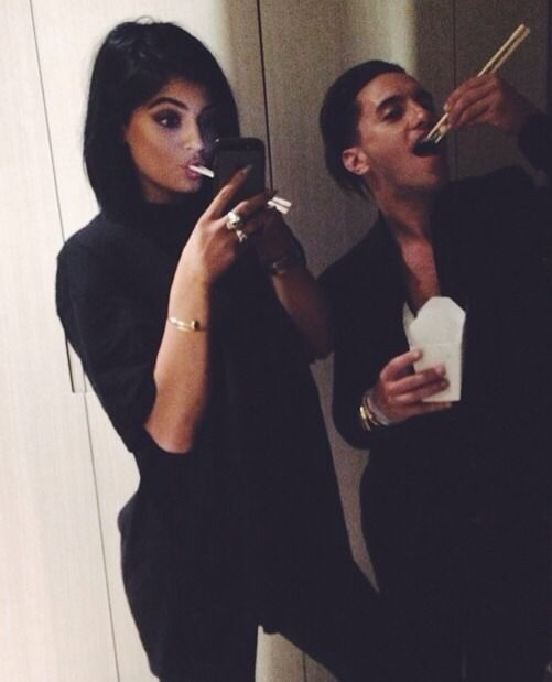 Brandy Melville Black Oversize Soft Tee Top T Shirt Dress Kylie Jenner | eBay