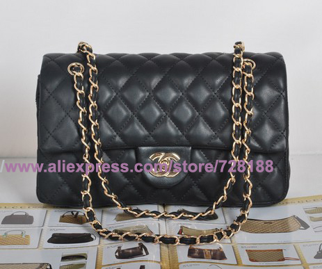 Brand CC Famous Designer Channeled Bags High Quality Chains Purses Shoulder Bag Women Black Red White Messenger Tote Clutch-in Clutches from Luggage & Bags on Aliexpress.com