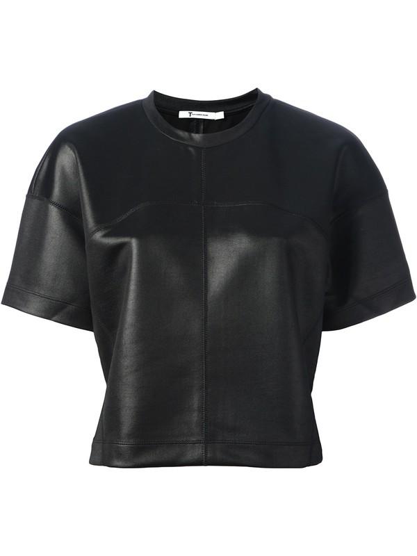 t-shirt alexander wang loose fit t-shirt