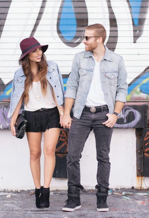 nany's klozet shorts shoes t-shirt jewels bag jacket jeans belt sunglasses